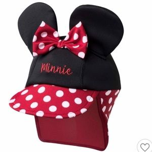 Disney Minnie Mouse Safari Sun Hat - Toddler girl